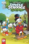 UncleScrooge 410 subscriber cover