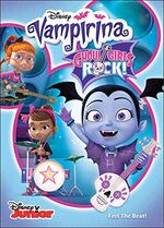 Vampirina Ghoul Girls Rock! DVD