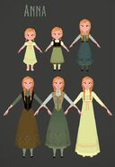 Anna Costumes
