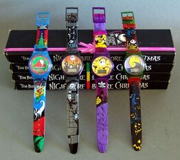 BK The Nightmare Before Christmas Watches