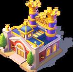 Ba-tianas palace
