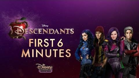 Descendants The First 6 Minutes