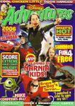 Disney Adventures Magazine Australia 2006 chronicles of narnia