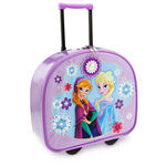 Frozen Anna and Elsa Rolling Luggage