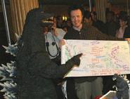 Godzilla Meet and Greet