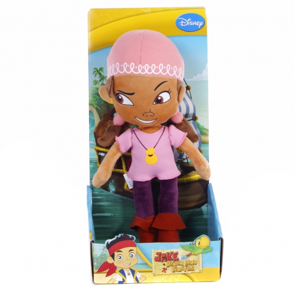 Image  Jake and the neverland pirates izzy 10 inch toy 1 rawjpg