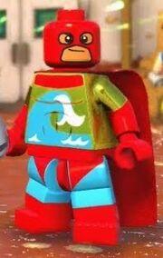 Lego Splashman