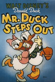 Mr. Duck Steps Outposter