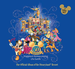 Official Album of the Disneyland Resort