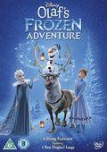 Olaf'sFrozenAdventureDVD