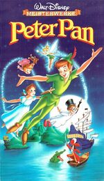Peter Pan 1998 Germany VHS