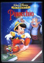 Pinocchio finnish dvd early 2000s