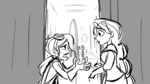 Queen for a Day storyboards 12