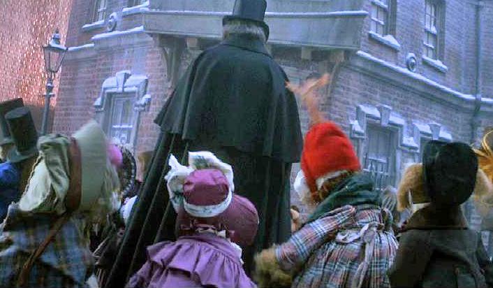 scrooge song - Muppet Christmas Carol Songs