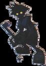 Sora-Heartless (Phase 2)