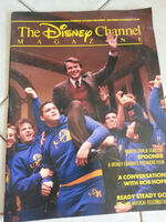 TheDisneyChannelMagazineNovemberDecember1989