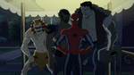 The Howling Commandos & Spider-Man USM 2