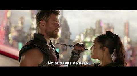 Thor - Ragnarok de Marvel Studios Re-vengadores