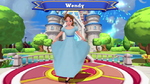 Wendy Darling Disney Magic Kingdoms Welcome Screen