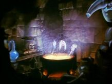 Witch laboratory