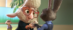 Zootopia Bellwether helps Judy
