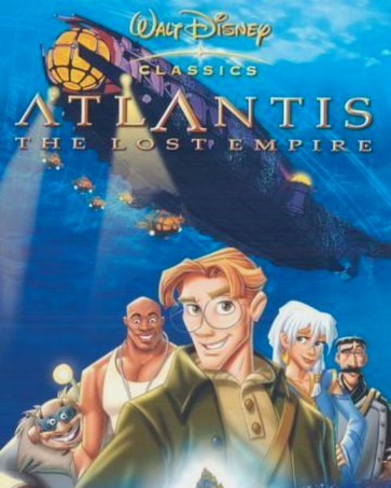 Atlantis: El Imperio Perdido | Disney Wiki | Fandom