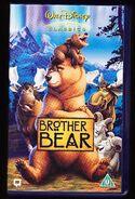 Brother Bear (2004 UK VHS)