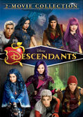 Descendants 2 Movie Collection DVD