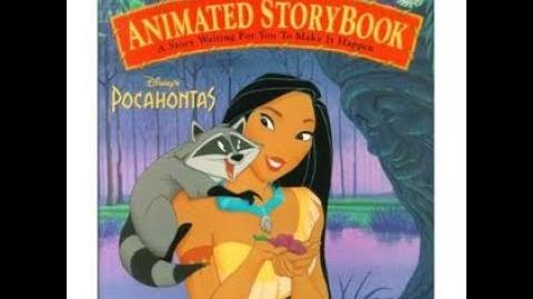 Disney's Animated Storybook Pocahontas (Read Along)