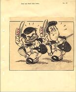 Disney's Mickey Mouse - The Nifty Nineties - Storyboard - 7