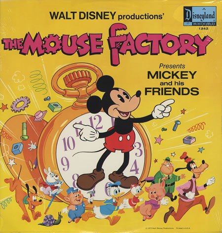 The Mouse Factory Disney Wiki Fandom Powered By Wikia