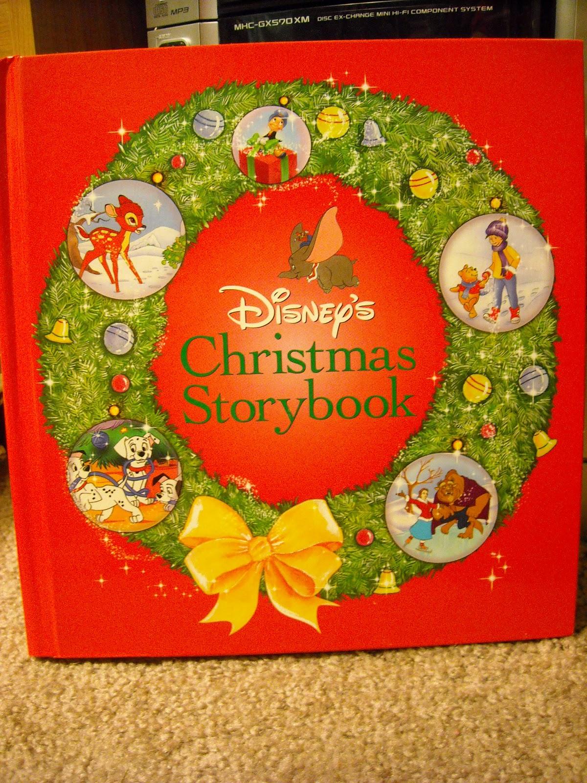 disneys christmas storybook - Disney Christmas Storybook Collection