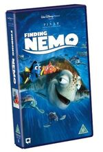 Finding nemo uk vhs