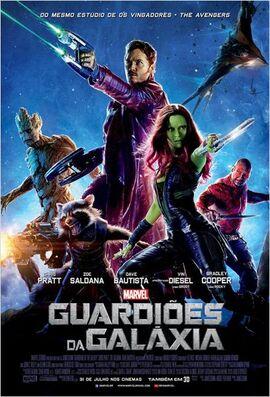 Guardiões da Galáxia - Pôster Nacional