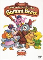 Gummi Bears DVD
