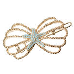 Hair Decoration Ariel shell ribbon clip hairpin