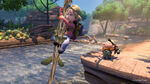 Kinect rush screenshot up 2