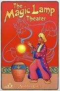 Magic Lamp Theater Poster