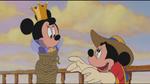 Minnie & Mickey.