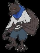 SilverFlight Zootopia OC