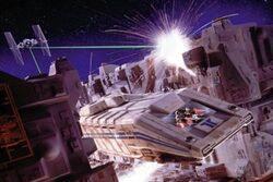 Star Tours promo shot
