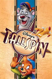 TaleSpin Poster Promo