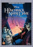 TheHunchbackofNotreDame DVD and Blu-ray