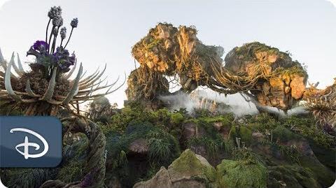 -DisneyParksLIVE- Pandora – The World of Avatar Dedication - Walt Disney World