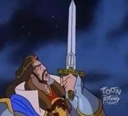 185px-Arthur Holding Excalibur