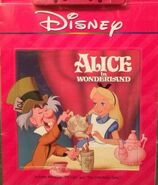 Alice in Wonderland Disney Read Along 2nd Cassette