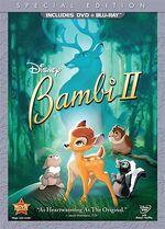 BambiII 2011 DVD combo