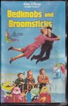 Bedknobs and Broomsticks 1989 AUS VHS