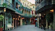 Disneyland New Orleans Square BGM Loop