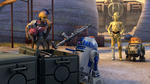 Droids in Distress 1